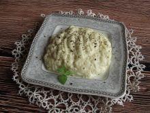 Smażony ser z pieprzem