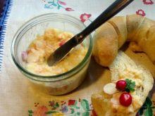 Smażony ser z rzodkiewką