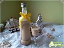 Śmietankowo-waniliowy likier z nutą kawy