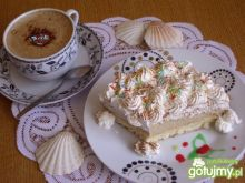 Śmietankowy przysmak Cappuccino