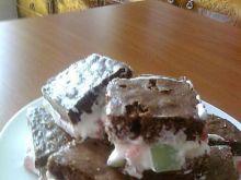 Śmietanowiec z kakao