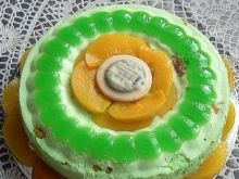 Śmietanowiec z tortem