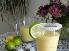 Smoothe bananowo-ananasowe