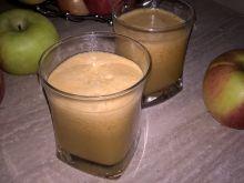 Smoothie jabłkowo dyniowe