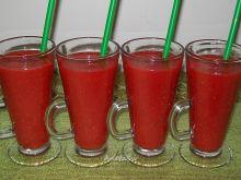 Smoothie porzeczkowo-truskawkowe