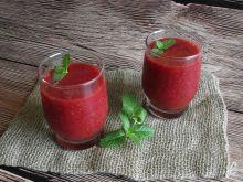 Smoothies truskawkowo arbuzowe