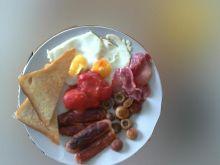 """sniadanie """"angielskie"""""""