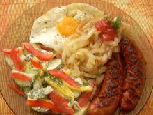 Śniadanie dla głodomorka
