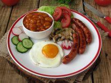 Śniadanie po angielsku