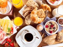 Śniadaniowe menu Polek