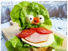 Śniadaniowa kaczucha