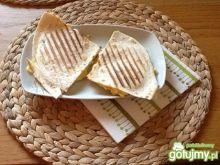 Śniadaniowa tortilla