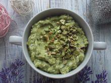Śniadaniowa zielona pasta do pieczywa