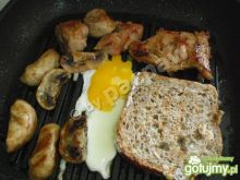 Śniadaniowe BBQ