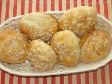 Śniadaniowe bułeczki z kruszonką
