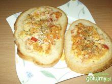 Śniadaniowe grzanki po Onemu