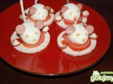 Śniadaniowe myszki dla niejadka