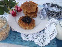 Śniadaniowe placuszki z płatków owsianych
