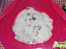 Śniadaniowy pudding ryżowy