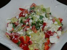 Śniadaniowy serek z warzywami