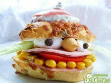 Śniadaniowy wąsacz