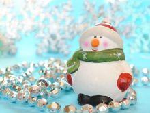 Śnieżnych Świąt  - rymowane życzenia