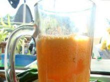Soczek marchewkowo-pomarańczowy