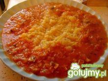 Soczewica w sosie pomidorowym