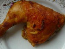 Soczyste udka z kurczaka