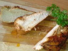 Soczysty filet z kurczaka z marynacie