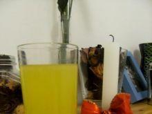 Sok ananasowy z białym winem