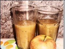 Sok jabłko z kiwi