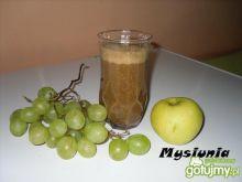 Sok jabłkowo - winogronowy