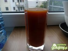 Sok marchewkowo-brzoskwiniowo-jabłkowy