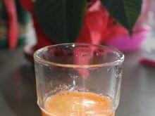 Sok marchewkowo- jabłkowo- pomarańczowy