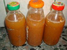 Sok marchewkowy na zimę