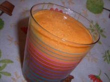 Sok pomarańcza - marchewka - jabłko
