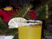 Sok pomarańczowo-marchwiowy ;-)