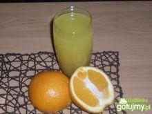 sok pomarańczowy z korzenną nutą