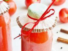 Sok pomidorowy na zimę