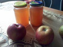 Sok z jabłek na zimę