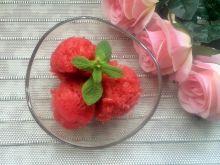 Sorbet arbuzowo-truskawkowy