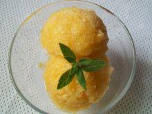 Sorbet brzoskwiniowy