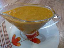 Sos cebulowo - marchewkowy