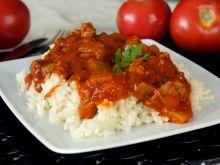 Sos do makaronu lub ryżu