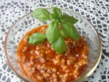 Sos do spagetti
