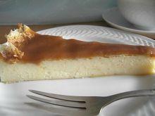 Sos karmelowy na sernik lub inne ciasta
