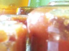 Sos ketchupowy z dyni