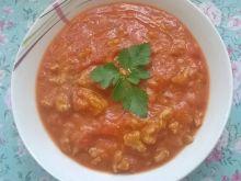Sos mięsno - dyniowy do makaronu i ryżu