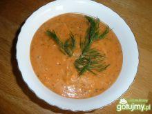 Sos pomidorowo-koperkowy do gołąbków